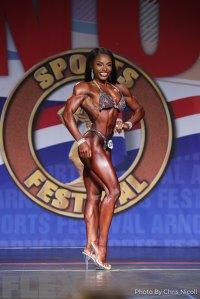 Cydney Gillon - Figure - 2019 Arnold Classic