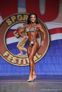Carly Starling-Horrell - Figure - 2019 Arnold Classic