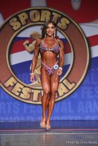 Sandra Grajales - Figure - 2019 Arnold Classic