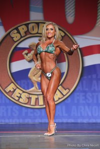 Danielle Chikeles - Fitness - 2019 Arnold Classic