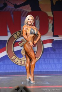 Ryall Graber - Fitness - 2019 Arnold Classic
