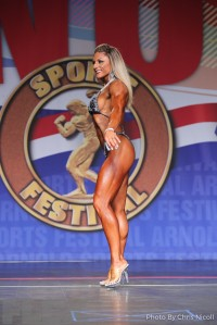 Tiffany Chandler - Fitness - 2019 Arnold Classic