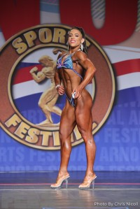 Jaclyn Baker - Fitness - 2019 Arnold Classic