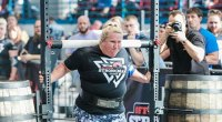 Strongwoman Kristen Rhodes Breaks World Record at the Arnold