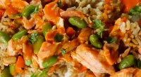 salmon-curry