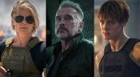 Terminator: Dark Fate Cast: Linda Hamilton, Mackenzie Davis, Arnold Schwarzenegger