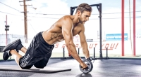 5 Moves Core Ab Wheel Out