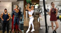 25 Fit Celebrities You Need to Follow on Instagram
