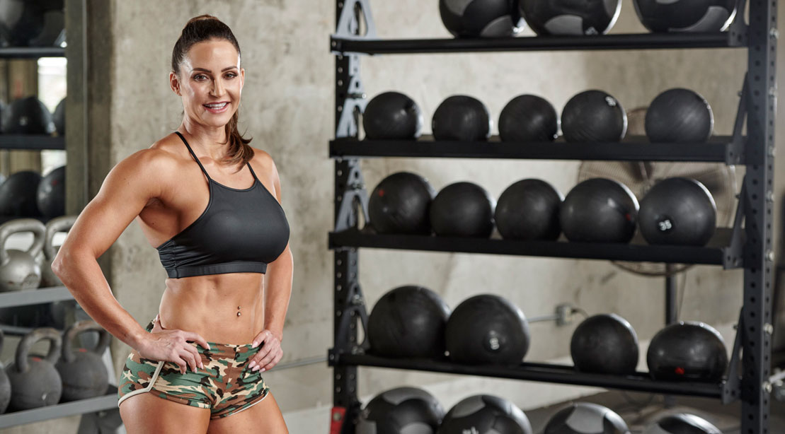 Erin Stern's 6-Move Ultimate Leg Day Workout