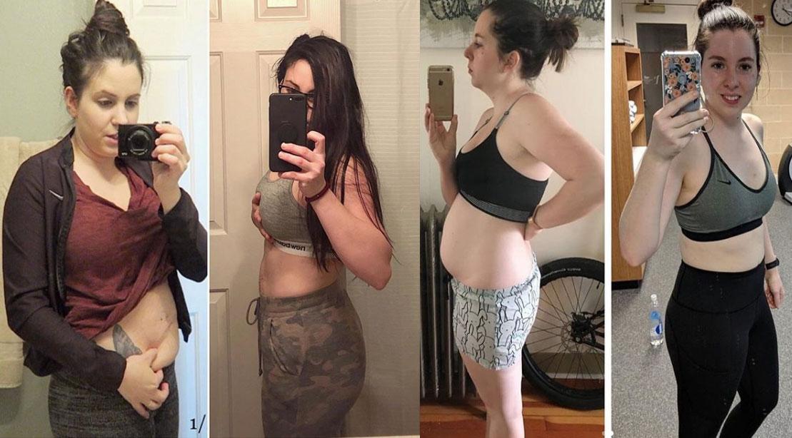 keto diet transformation women