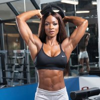 Candice Lewis-Carter Around the World Exercise