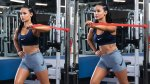 Banded-One-Arm-Chest-Press-Hers