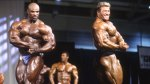 Ronnie Coleman and Günter Schlierkamp square off at GNC's Show of Strength.