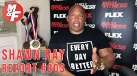 Bodybuilding hall of famer Shawn Ray discusses Arnold's recent comments.