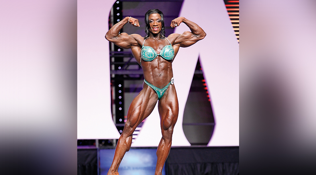 10-Time Ms. Olympia Iris Kyle to Return for 2020 | Muscle & Fitness