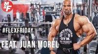 Juan Morel's Tips for a Bigger Back | #FlexFriday