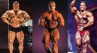 Most Shredded Physiques
