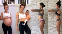 Mom Bods: 10 Women Who Transformed Their Body Post-Baby