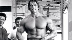 Arnold-Posing-Chest