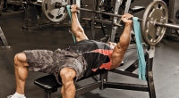 Banded-Bench-Press