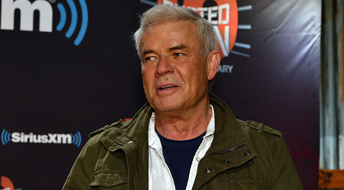 Eric Bischoff has been named the executive director of WWE SmackDown Live