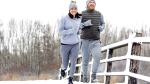 Couple-Running-Snow.