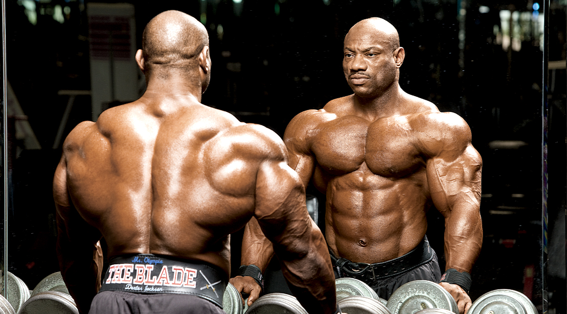 The Night Dexter Jackson's Career Almost Ended | Muscle & Fitness