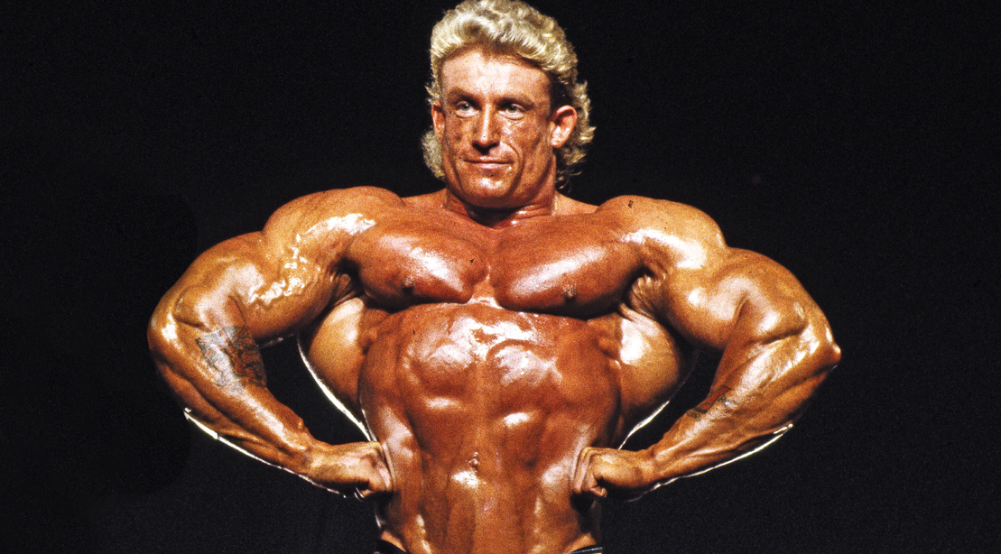 Olympia Legend: Dorian Yates | Muscle & Fitness