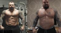 2017 World's Strongest Man, Eddie Hall lost 20 pounds