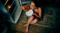 Girl-Eating-Pizza-Fridge-Midnight-Snack