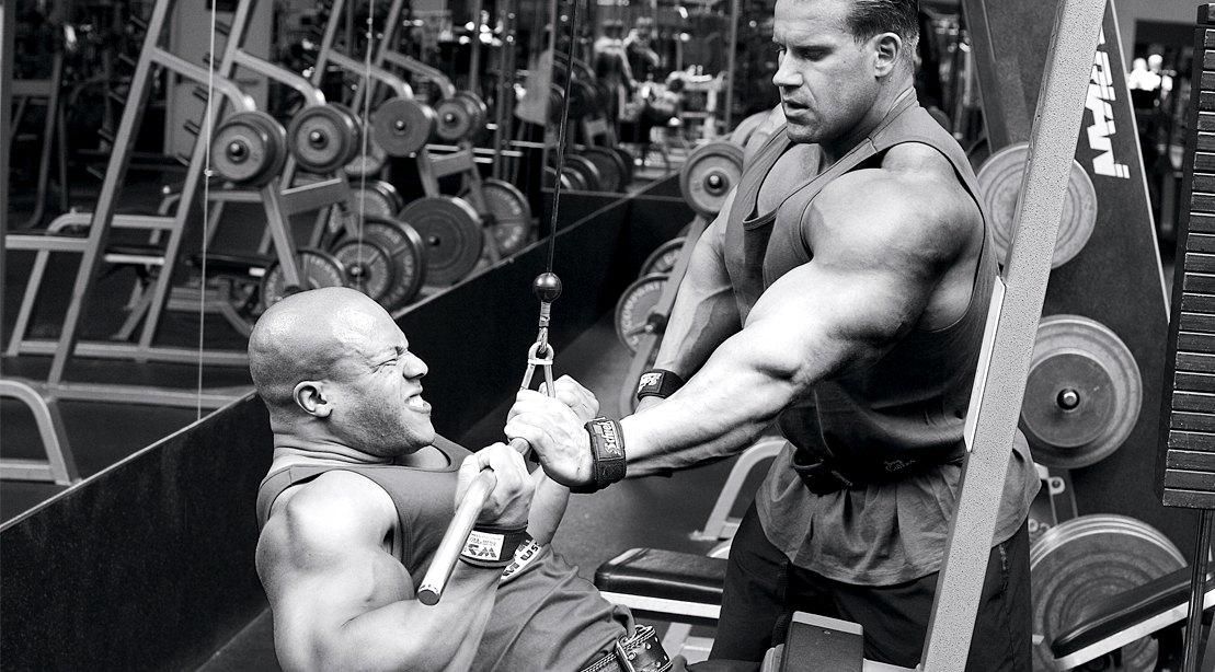 How and When to Use Forced Reps   Muscle & Fitness