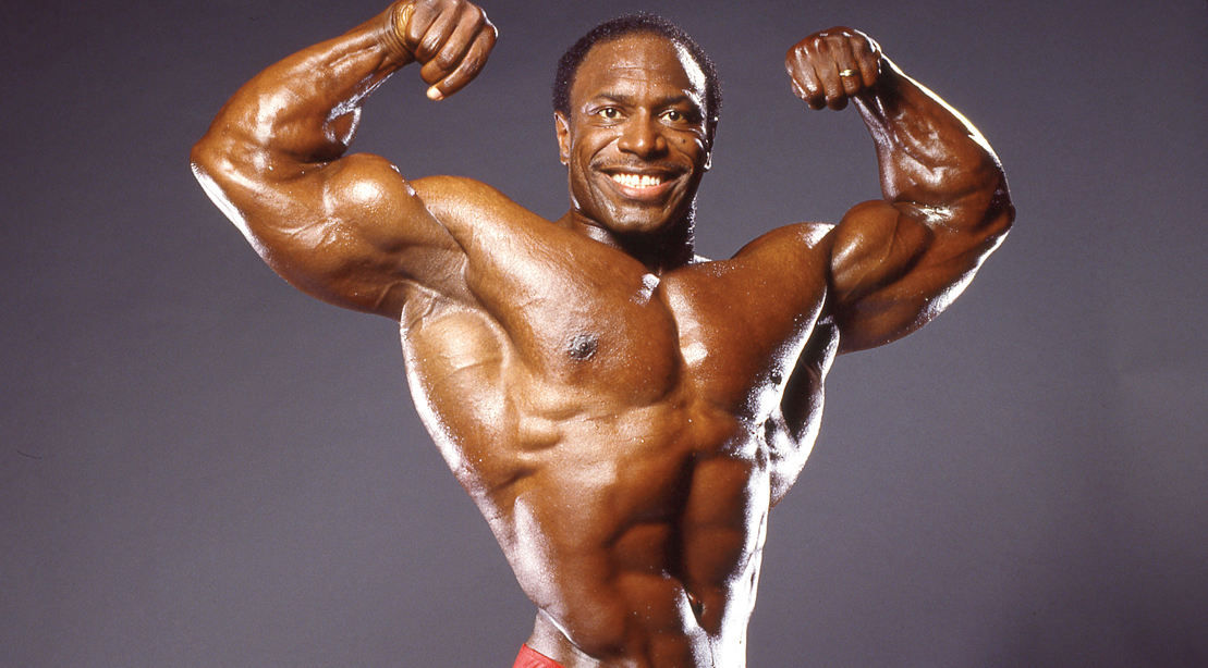 8X Mr. Olympia Lee Haney Shares His Secret to Quality Muscle | Muscle &  Fitness
