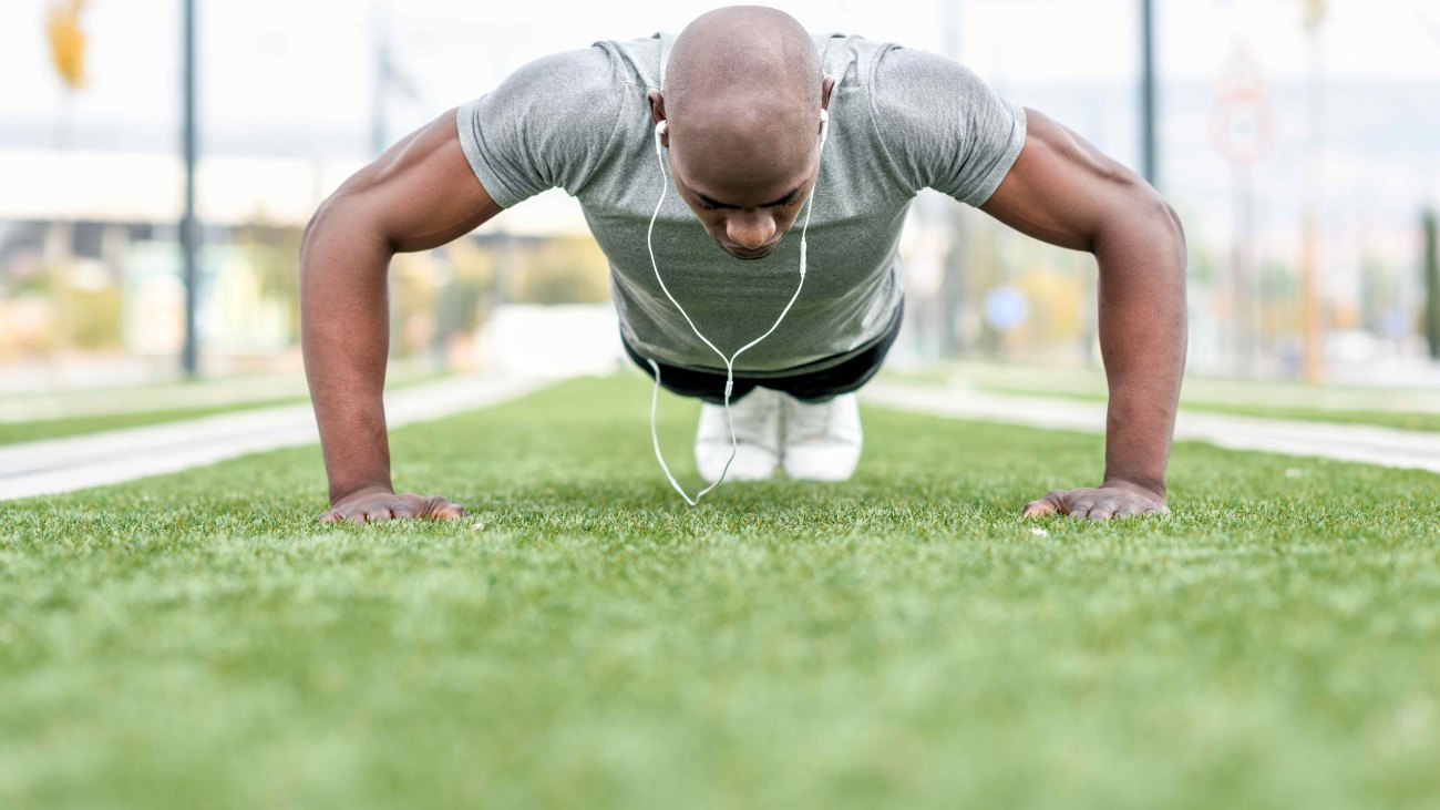 You'll Enjoy Your Workout More if You Listen To Upbeat Music