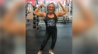 Rebecca Woody is a Shredded 70-Year-Old Bodybuilding Coach
