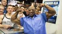 Ronnie Coleman is on a Mission to Get Back Into Competition Shape