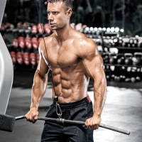 Straight-Arm-Cable-Pulldown