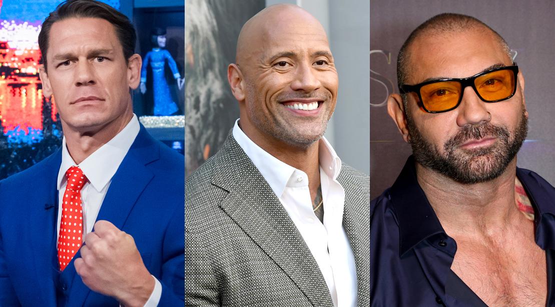 WWE-Actors