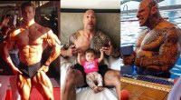 """10 Fit Dads Who Redefine the Term """"Dad Bod"""""""