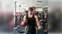 Henry Cavill Posts Throwback on Instagram to Remind Us You Don't Need Massive Weights to Make Gains