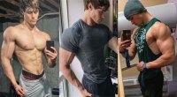 David Laid's Top 10 Shredded Posts on Instagram