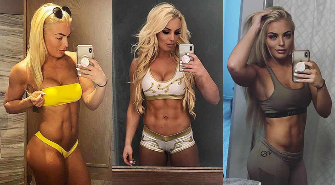 WWE Star Mandy Rose Ranks First In Top 10 Engaged Athletes' Twitter Handles 1