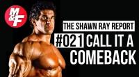 Shawn Ray Talks Comebacks, and Why He Wouldn't Make One