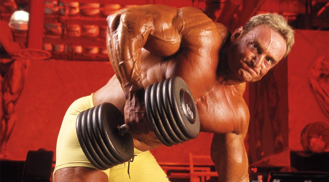 The Tragedy of Andreas Münzer   Muscle & Fitness