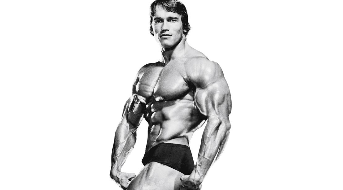 Arnold-Forearm-Posing