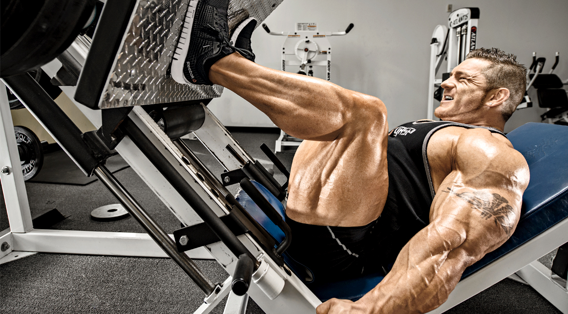 The Top 8 Mass-Building Machines | Muscle & Fitness