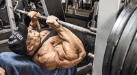Forced-Negative-BodyBuilder-Smith-Matchine-Bench-Press