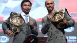 """How Keith """"One Time"""" Thurman prepared for his big fight against Manny Pacquiao"""