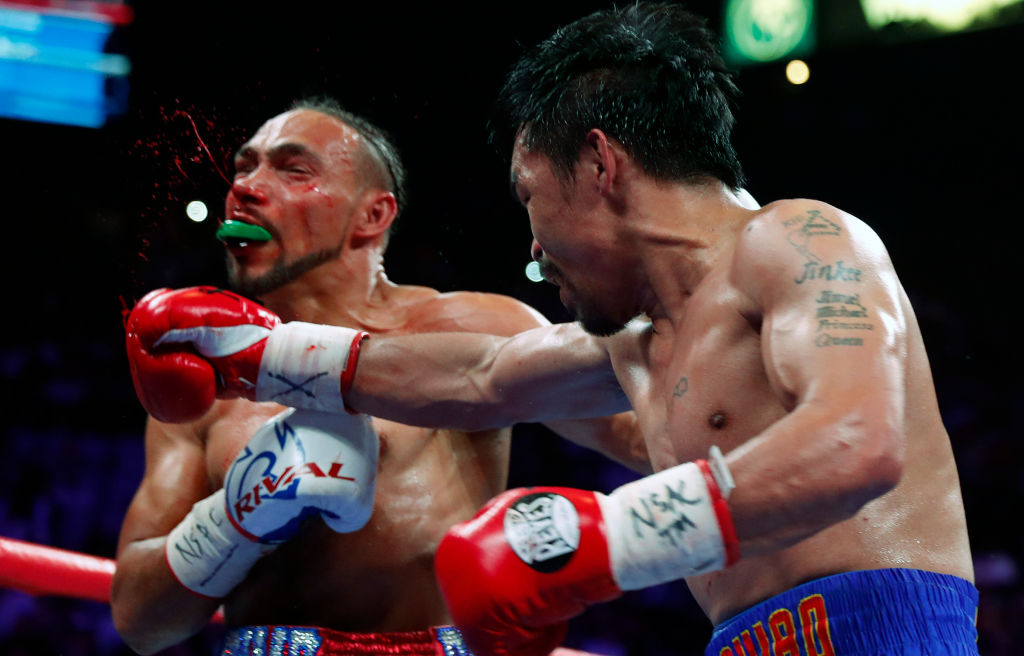 Five Key Takeaways from the Pacquiao-Thurman Fight