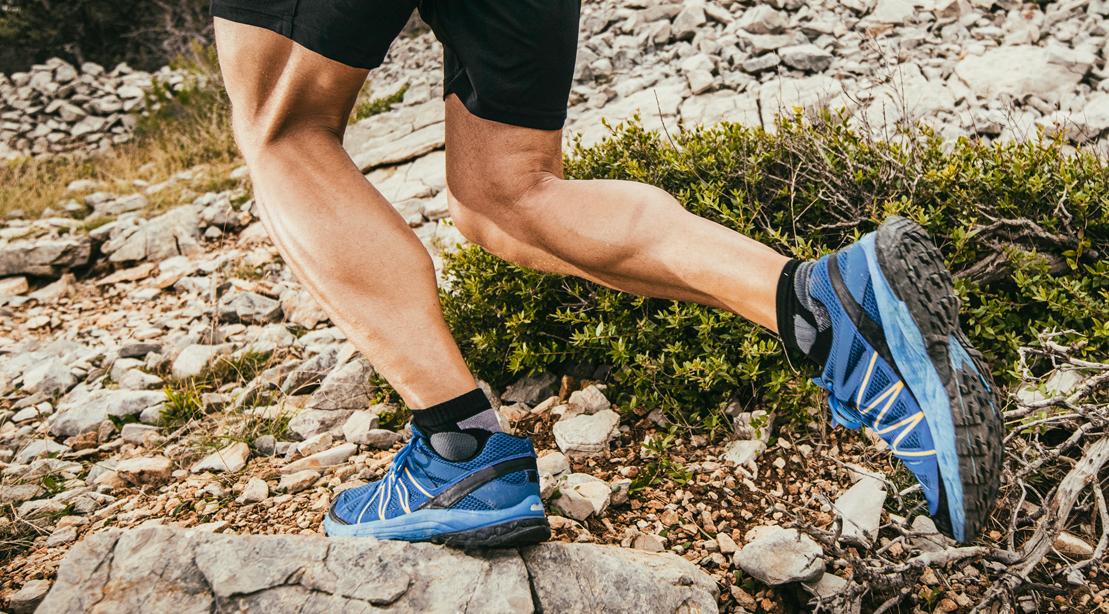 Man-Hiking-Trail-Calf-Muscle