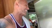 The Rock's New Home Gym Is Every Bodybuilder's Dream